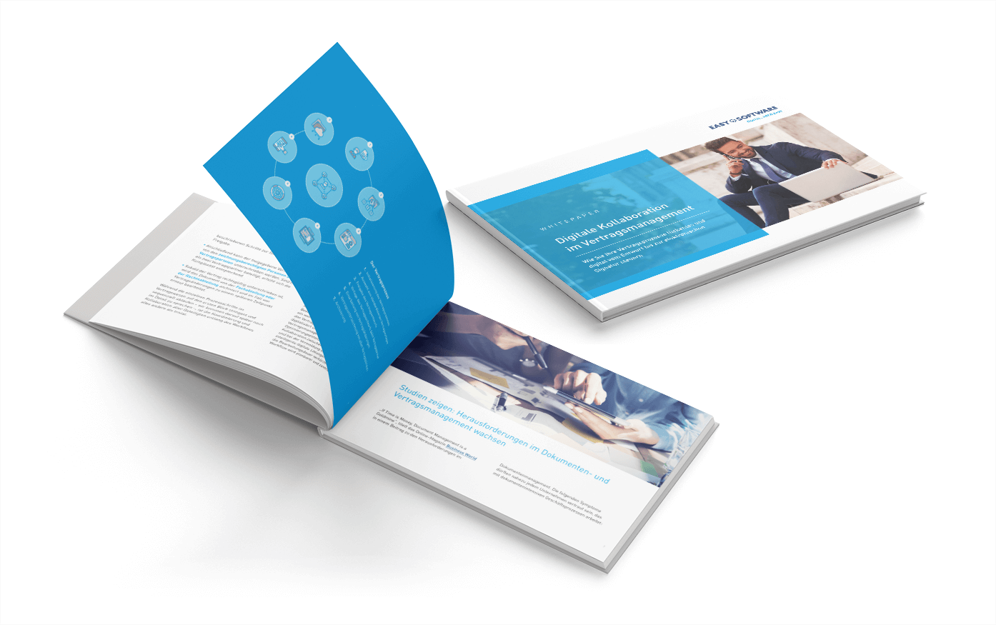 Whitepaper Digitale Kollaboration im Vertragsmanagement